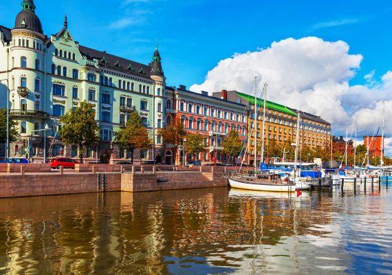 DAY 08: Helsinki — Stockholm